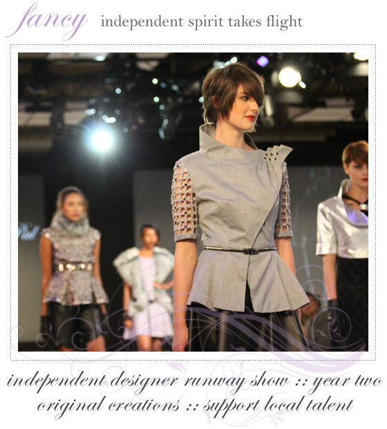 The Jaunty Magpie Independent Designer Runway Show Bellevue Fashion Week
